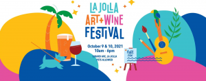 La Jolla Art & Wine Festival San Diego