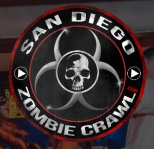 San Diego Zombie Crawl
