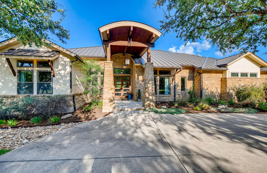 915 Rivercliff Dr Spicewood TX-large-005-003-Exterior Front Entry-1500×1000-72dpi
