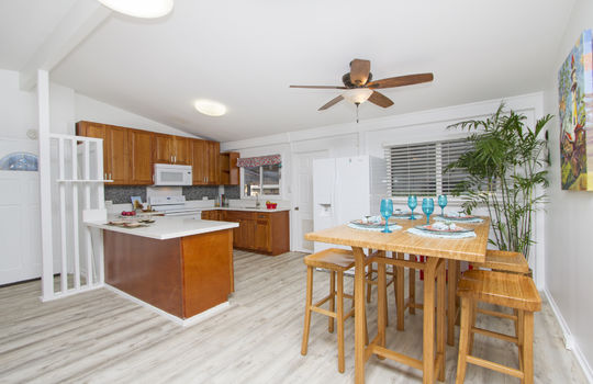 dining rm kitchen