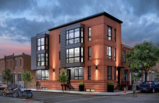 2457 Carpenter st – Rendering