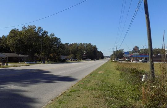 Highway 9 Cheraw SC Commercial Lot 01
