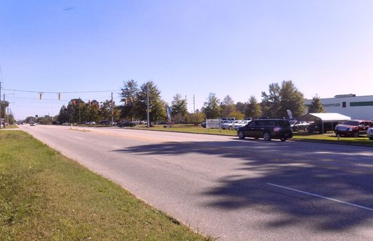 Highway 9 Cheraw SC Commercial Lot 03