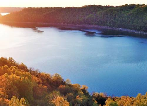 Center Hill Lake