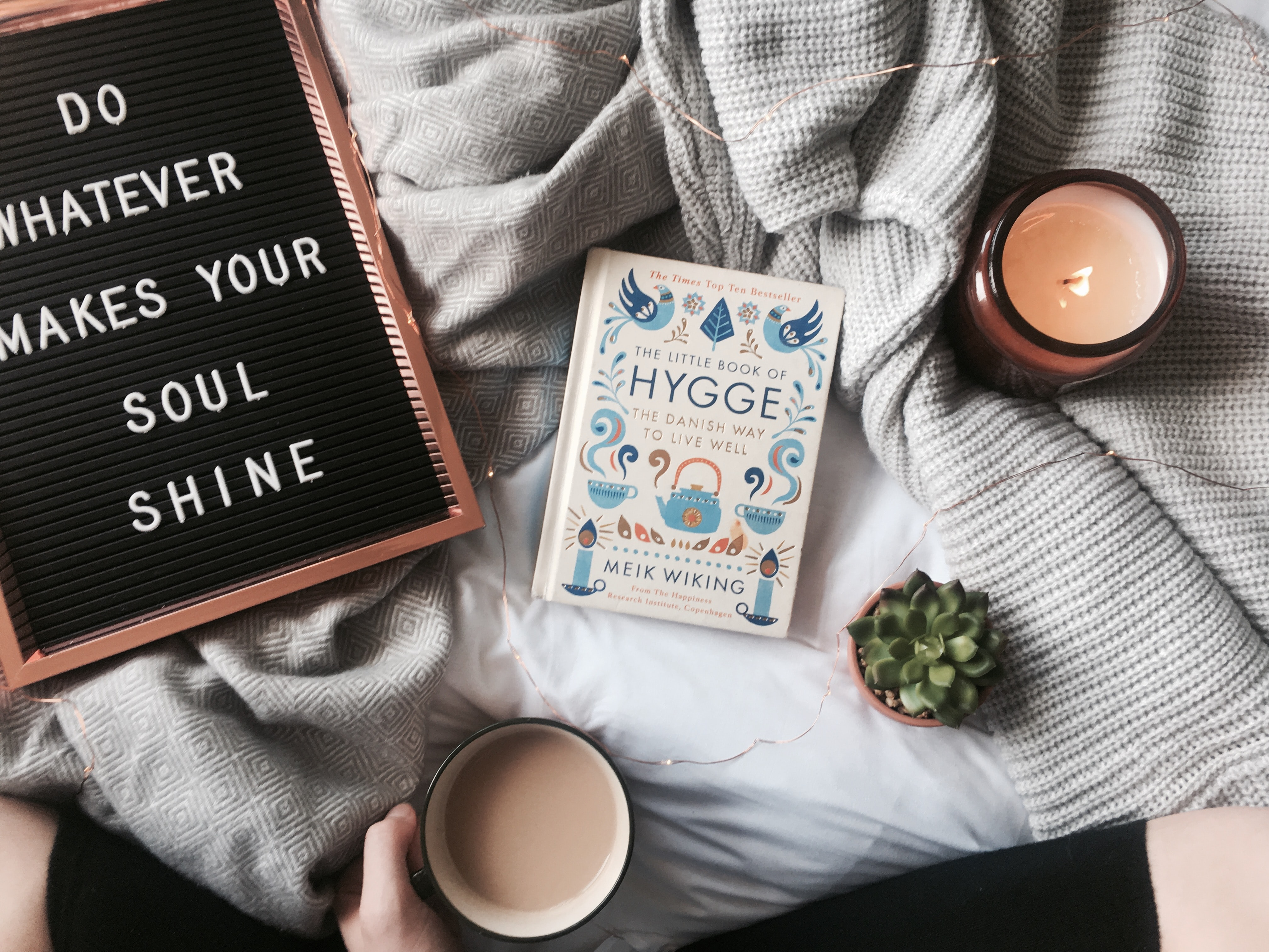 9 tips for a cozy hygge home