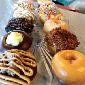 Donut Distillery - best donuts in Nashville