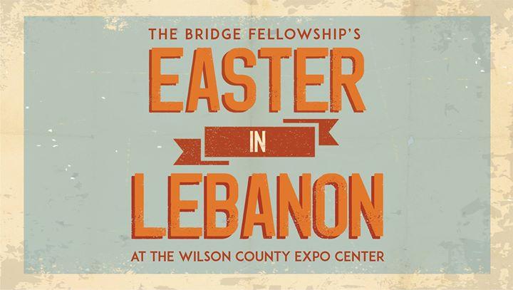 Easter in Lebanon