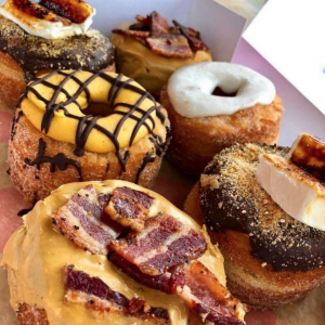 Five Daughters Bakery - best donuts in Nashville
