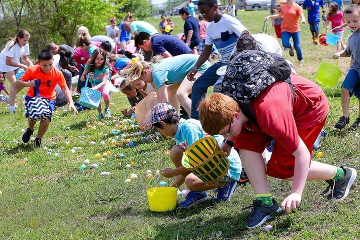 Murfreesboro Citywide Easter Egg Hunt