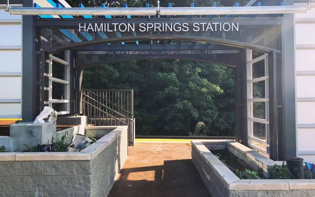 Hamilton Springs Station: Music City Star's Newest Stop to Be Complete in Mid-August