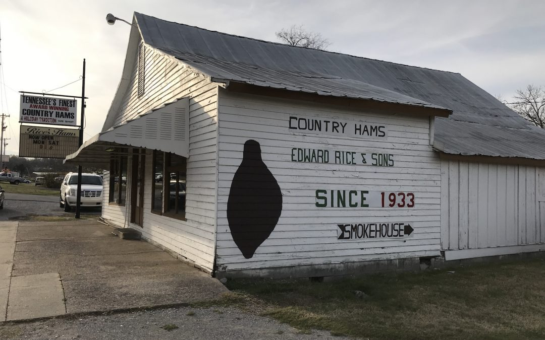 Local Business Spotlight: Rice's Country Hams