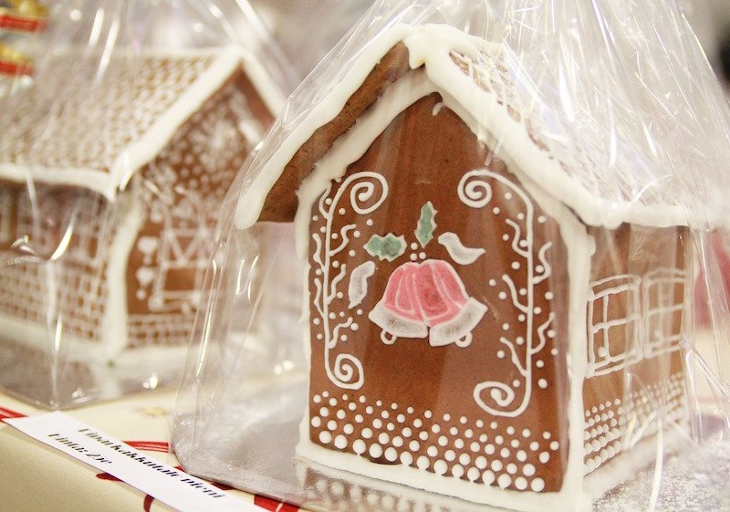 Gingerbread house workshop Christmas Nashville Tn