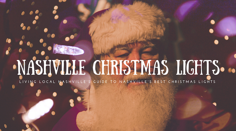 Nashville's Best Christmas Lights 2018