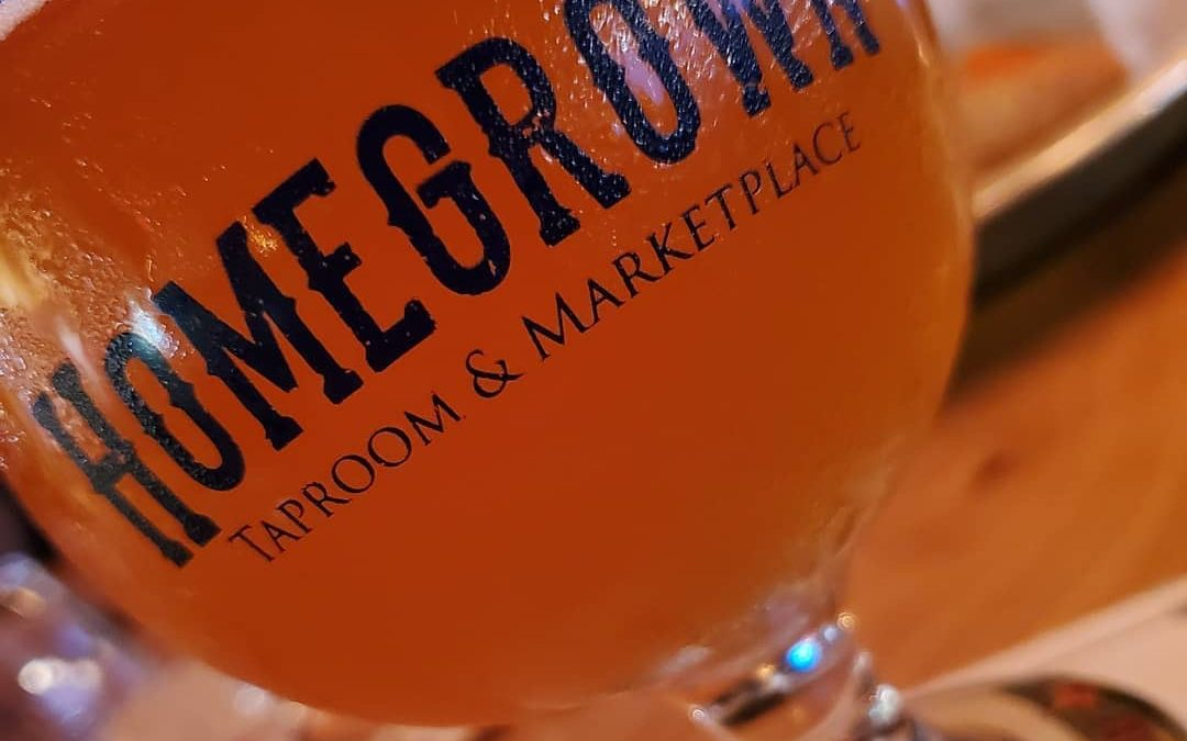 Local Business Spotlight: Homegrown Taproom & Marketplace