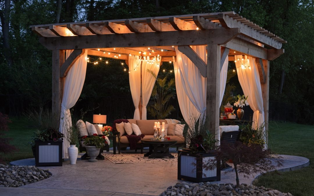 5 Tips to Stay Cool in Your Outdoor Spaces