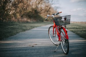 Rent a b-cycle bike and explore Nashville's greenways