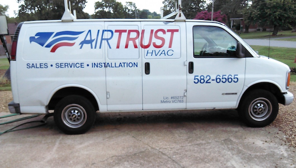 AirTrust HVAC Air Conditioning Service Nashville TN