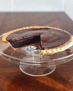 Chocolate Fudge Pie at HomeStyle Bakery in Nashville, TN