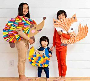 diy-woodland-fox-hedgehog-owl-costume-kids3