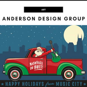 Anderson Design Group - Nashville, TN Local Gifts
