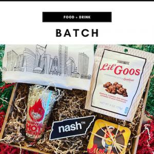 Batch - Nashville, TN Local Gifts