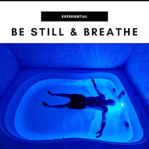 Be Still and Breathe Salt Room - Nashville, TN Local Gifts