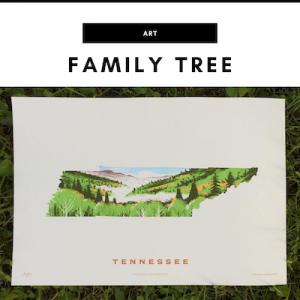 Family Tree - Nashville, TN Local Gifts