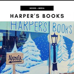 Harper's Books - Nashville, TN Local Gifts