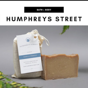 Humphreys Street - Nashville, TN Local Gifts