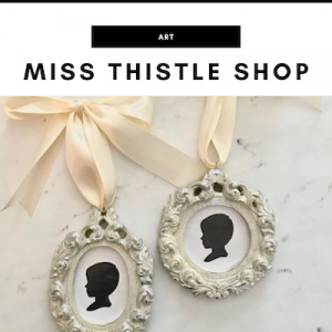 Miss Thistle Shop - Nashville, TN Local Gifts