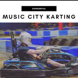 Music City Karting - Nashville, TN Local Gifts