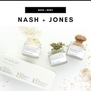 Nash and Jones - Nashville, TN Local Gifts