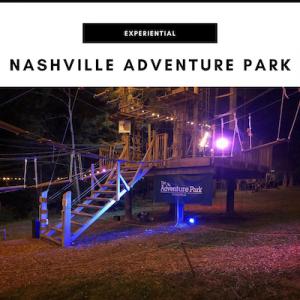 Nashville Adventure Park - Nashville, TN Local Gifts
