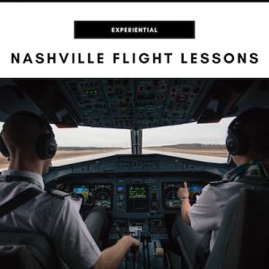 Nashville Flight Lessons - Nashville, TN Local Gifts