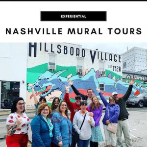 Nashville Mural Tours - Nashville, TN Local Gifts