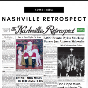Nashville Retrospect - Nashville, TN Local Gifts