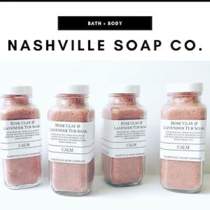 Nashville Soap Company - Nashville, TN Local Gifts