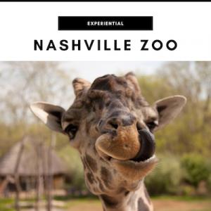 Nashville Zoo - Nashville, TN Local Gifts