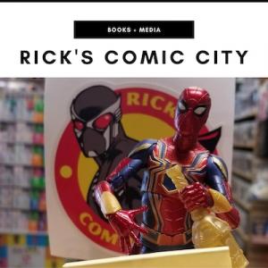 Rick's Comic City - Nashville, TN Local Gifts