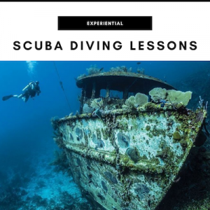 Scuba Diving Lessons - Nashville, TN Local Gifts