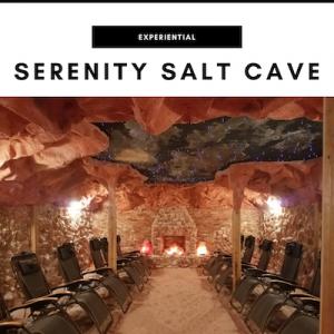 Serenity Salt Cave - Nashville, TN Local Gifts