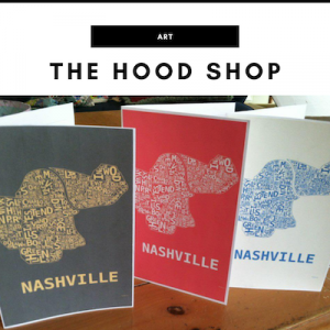 The Hood Shop - Nashville, TN Local Gifts
