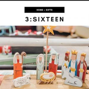 3:Sixteen - Nashville, TN Local Gifts