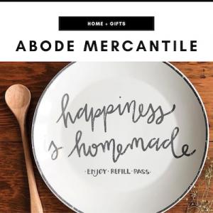 Abode Mercantile - Nashville, TN Local Gifts
