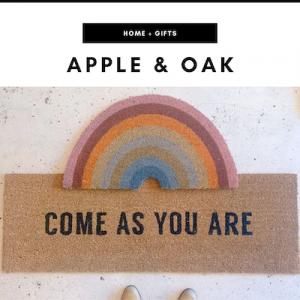 Apple & Oak - Nashville, TN Local Gifts