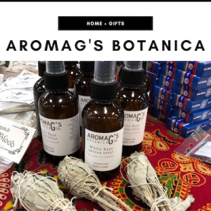 AromaG's Botanica - Nashville, TN Local Gifts