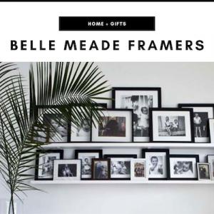 Belle Meade Framers - Nashville, TN Local Gifts