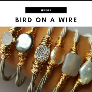 Bird on a Wire - Nashville, TN Local Gifts