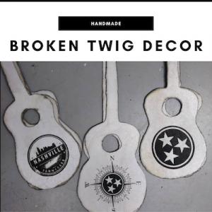 Broken Twig Decor - Nashville, TN Local Gifts