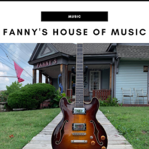 Fanny's House of Music - Nashville, TN Local Gifts